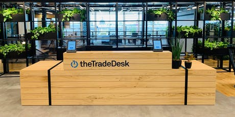 Engineering & Data Science Talks - Growth and Scale at The Trade Desk tickets