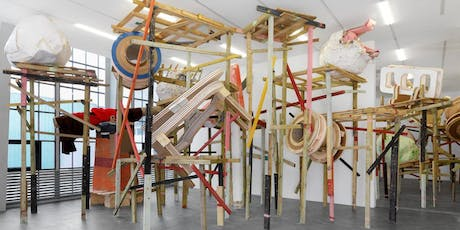 IAS Waste: Recycling, Reworking, Repurposing - Art and the aesthetics of waste tickets