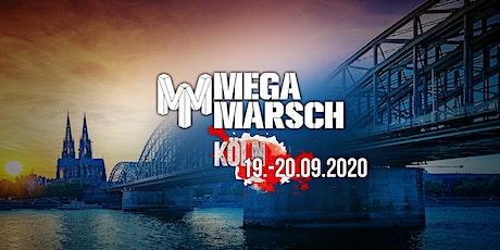 Megamarsch Köln 2020 Tickets
