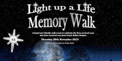 Light Up a Life Memory Walk