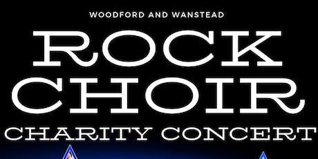 Rock Choir Charity Concert tickets