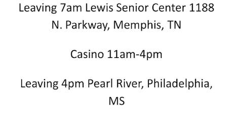 Pearl River Casino Trip tickets