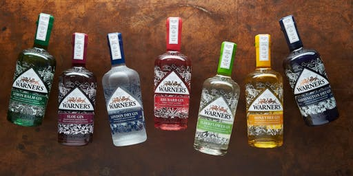 Gin & Temple Gin Club with Warner's Distillery