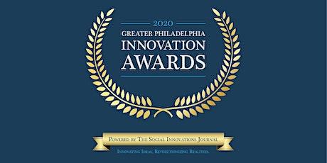 Greater Philadelphia 2020 Social Innovations Awards tickets