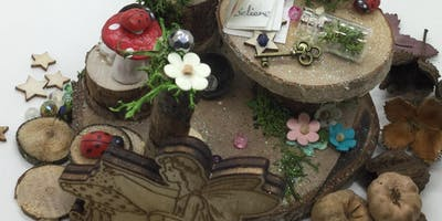 Magic Spell Fairy Garden with Anneli from My Tiny Little Studio
