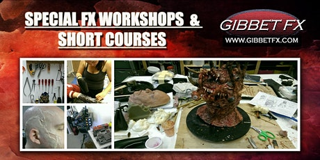 SFX WORKSHOP: INTRO TO HORROR & GORE MAKEUP FX tickets