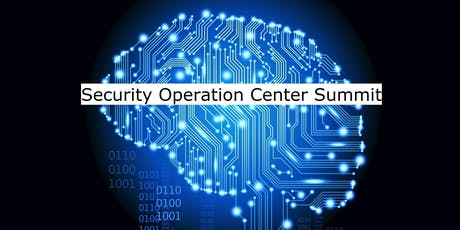 Security Operation Center Summit tickets