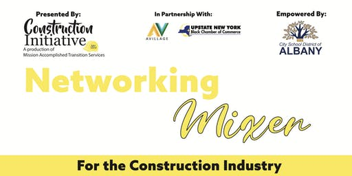 Networking Mixer for the Construction Industry