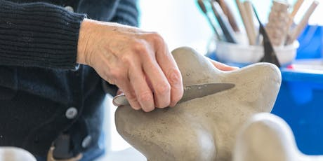 Ceramic Sculpture: Expressive Vessels, Forms, and Environments (Wednesdays, Feb 26-April 1) tickets