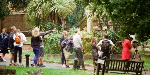 Bird Walk at West Norwood Cemetery