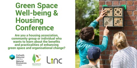 Green Space, Well-being & Housing Conference tickets