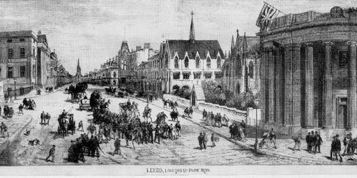 The Thoresby Society: 'The Transformation of a City': Historic Panoramas and Prospects of Leeds 1685-1900' by Dr Kevin Grady