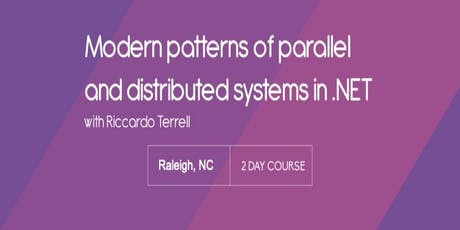 Modern patterns of parallel and distributed systems in .NET tickets