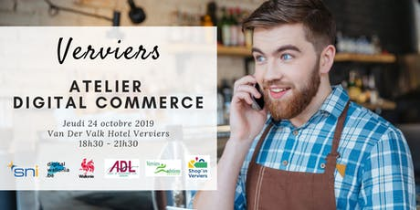 Verviers | Atelier Digital Commerce billets