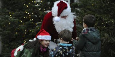Meet Father Christmas - Thursday 19 - Monday 23 Dec 2019