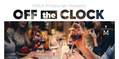 Off The Clock: A Happy Hour Presented by PRSA Pittsburgh