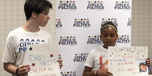 Camp Congress for Girls Kansas City 2020