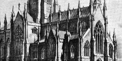 The Thoresby Society:'The Lost Churches of Leeds, 1800-1900'  by Revd Dr Roy Yates