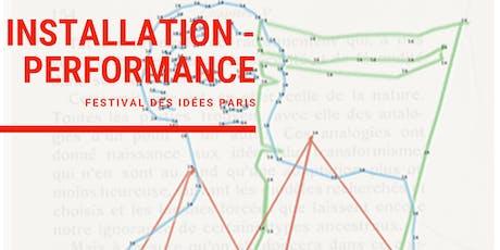 Tourisme - Compagnie Laïka / #Festival des idées Paris billets