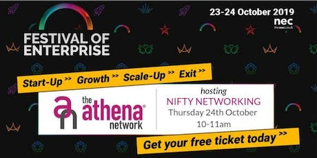 Nifty Networking  tickets