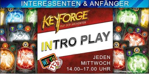 Keyforge: Intro Play