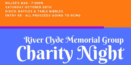 RCMG Charity Night tickets