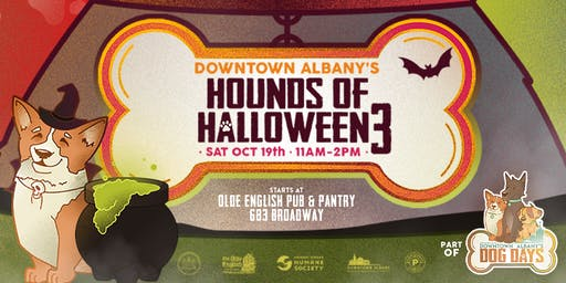 Hounds of Halloween 3!