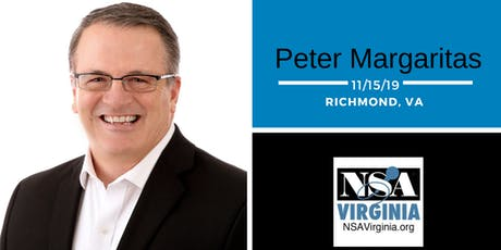 "Peter Margaritis, CSP's ""Improv To Improve Your Speaking Business"" tickets"