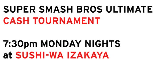 Super Smash Bros. Ultimate Cash Tournament