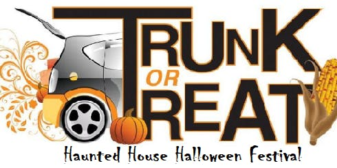 Trunk Or Treat/ Haunted House/ Halloween Festival