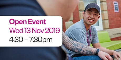 Hartlepool Sixth Form Open Event  tickets
