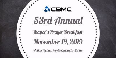 53rd Annual Mayor's Prayer Breakfast