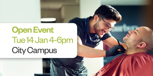 Sunderland College Open Event - City Campus 14th January