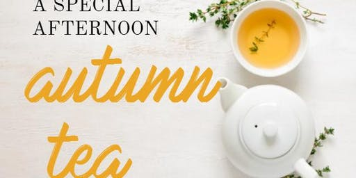 Autumn Afternoon Tea with Dorothy from the Witchn Kitchen