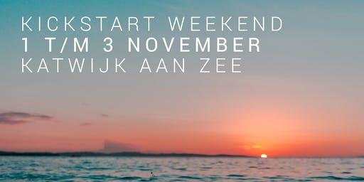 Kickstart weekend Katwijk aan Zee