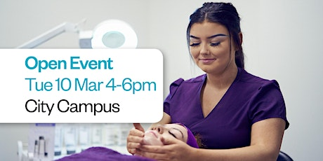 Sunderland College Open Event - City Campus 10th March  tickets