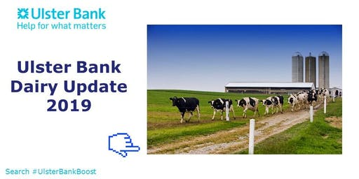 Ulster Bank Dairy Update 2019 (Markethill)
