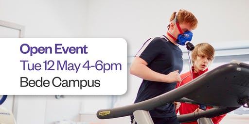 Sunderland College Open Event - Bede Campus 12th May