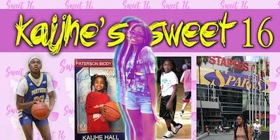 Kaijhe's Sweet 16