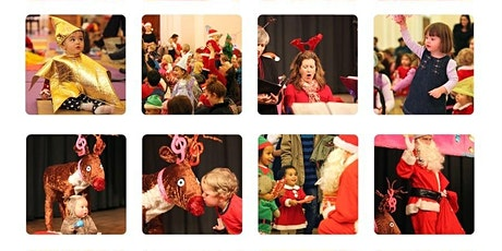 Tempo Tots Christmas Party 2019 - 11.30am session (3-18 months) tickets