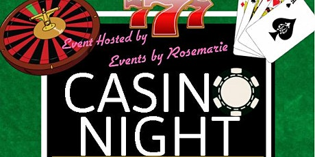 Casino Night - Casino Royale billets