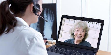 Journée Régionale Télémedecine 2019 : Améliorer l'accès aux soins en EHPAD billets