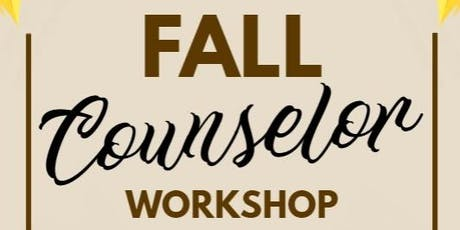 UA-Monticello Fall Counselor Workshop & Luncheon tickets
