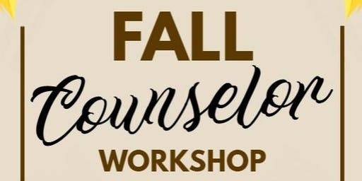 UA-Monticello Fall Counselor Workshop & Luncheon