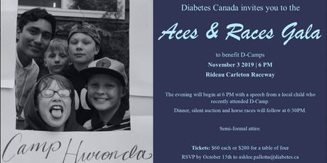 Aces and Races Gala tickets