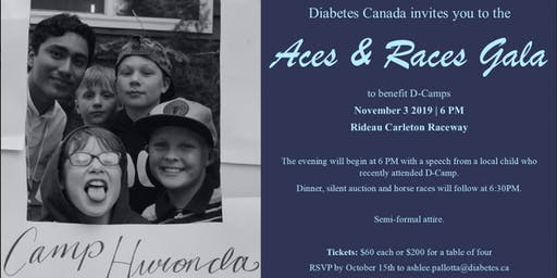 Aces and Races Gala