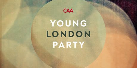 CAA Young London Party 2019 tickets