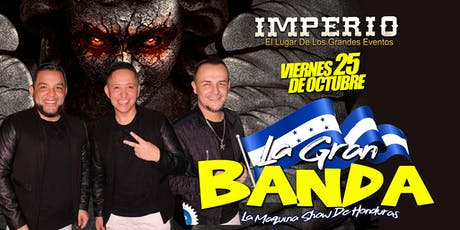 LA GRAN BANDA tickets