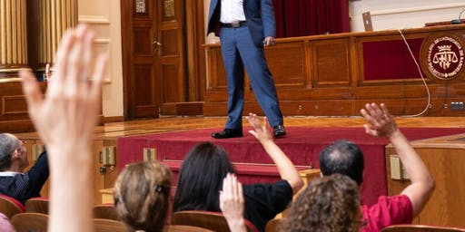 Become a Leader Others Admire and Follow - Leadership Master Class by Manoj Vasudevan Next Level Leadership Readiness Expert