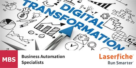 Digital Transformation for wealth managers workshop tickets